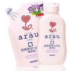arau-kitchens-soap