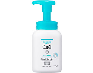 curel-bubble-hand-wash