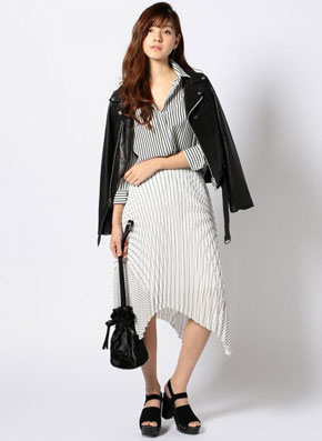 nine-pleats-skirt