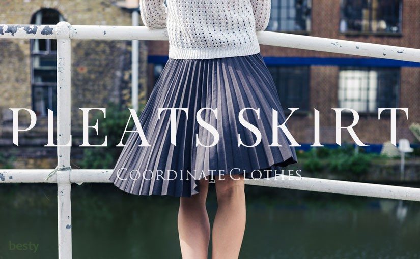 pleats-skirt