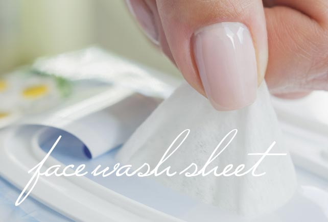 facewash-sheet