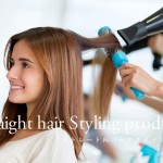 straight-hair-styling-products