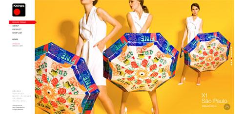 knirps-umbrella-brand