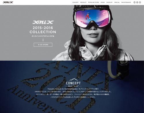 xnix-snowboard