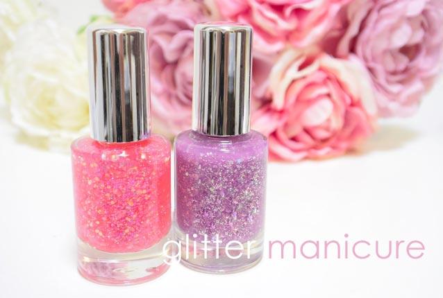 glitter_manicure
