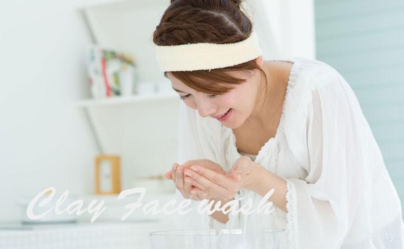 「クレイ洗顔」泥のパワーで皮脂や汗をさっぱり洗浄!泥配合のオススメ洗顔料 6選