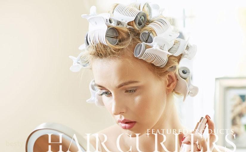 「ヘアカーラー」髪に優しく綺麗に巻ける!ヘア用カーラーのオススメをご紹介