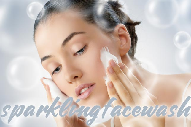 sparkling-face_wash