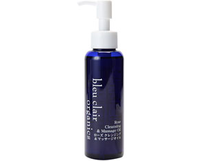 bleu-clair-rose-cleansing-massage-oil