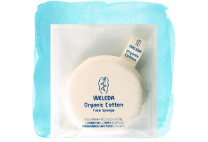 weleda-organic-cotton-face-sponge