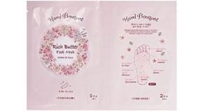 hand-bouquet-rb-foot-mask-sheet