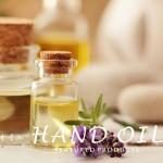 hand-oil